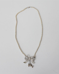 Vtg pearl necklace