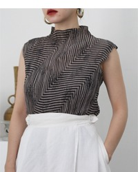 pleats top