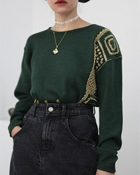 (LAURA GIACCONE)knit top