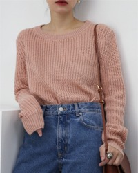 (INDIVI)knit top