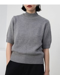 (taibots)wool knit top